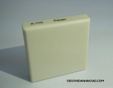 Đá nhân tạo Solid surface A110 Pecan