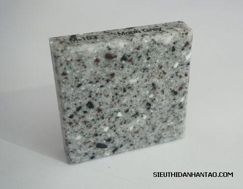 Đá nhân tạo Solid surface M103 Moon Grey