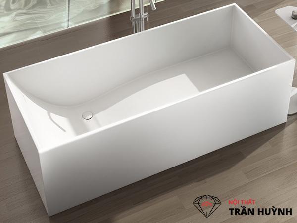 Bồn tắm làm bằng đá nhân tạo