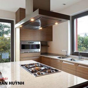 cách chọn đá nhân tạo nhà bếp
