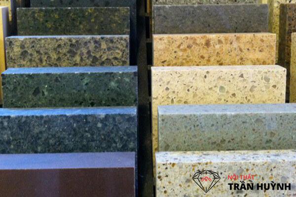 cách phân biệt đá nhân tạo solid surface và quartz thạch anh