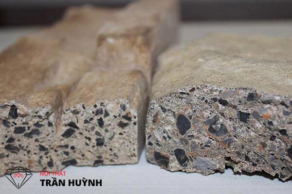 Đá tự nhiên và đá nhân tạo
