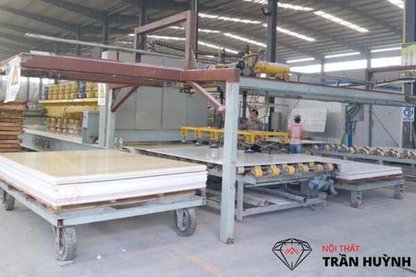 phương pháp sản xuất đá nhân tạo