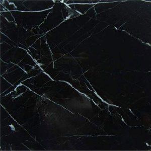 Đá tự nhiên marble đen tia chớp